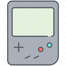 entertainment, game, gameboy, gaming, play, retro, tetris icon