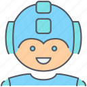 entertainment, game, gaming, megaman, nintendo, play, retro icon