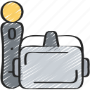 games, gaming, kit, playing, reality, virtual, vr icon