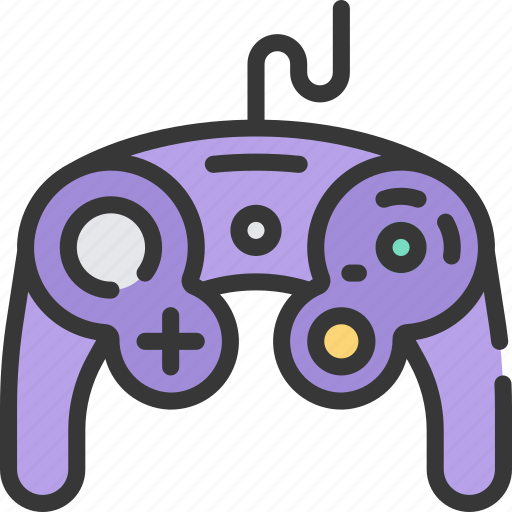console, controller, cube, game, games, gaming, playing icon