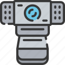 camera, console, games, gaming, motion, playing icon