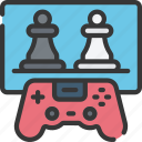 chess, game, games, gaming, playing, strategy icon