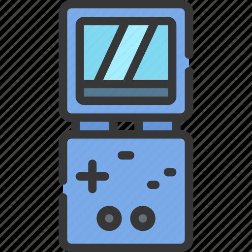 device, gamer, games, gaming, handheld, playing icon