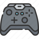 console, controller, games, gaming, playing, xbox icon