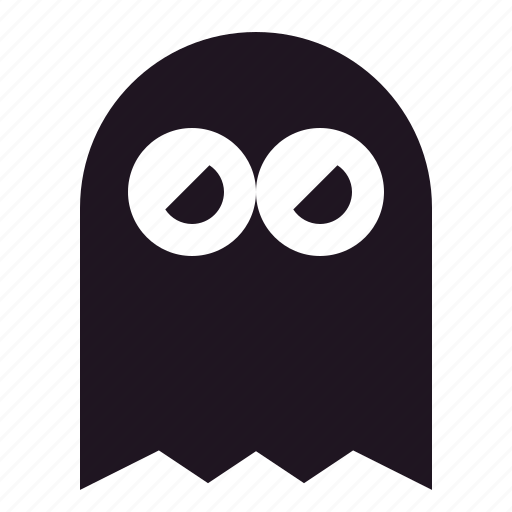 enemy, game, ghost, nintendo, old, pacman icon