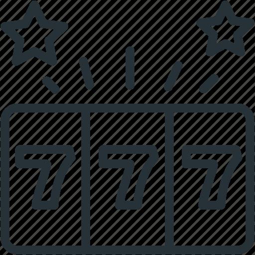 bingo, gaming icon