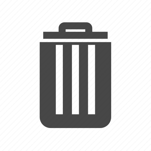 delete, garbage, junk, remove icon