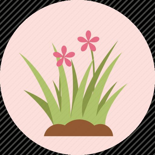 flower, flowers, garden, gardening, green, plant, tree icon