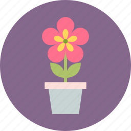 ecology, flowers, garden, gardening, plant, tree icon