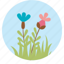 ecology, flower, garden, gardening, green, tree icon
