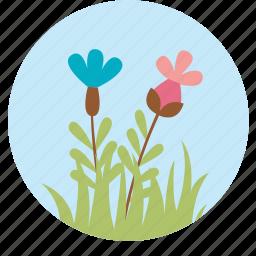 ecology, flower, garden, gardening, green, tree icon