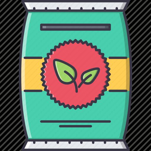 Agriculture, farm, fertilizer, garden, nature, sprout icon - Download on Iconfinder