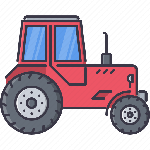 Agriculture, car, farm, garden, nature, tractor icon - Download on Iconfinder