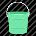bucket, farm, farming, garden, gardening, nature