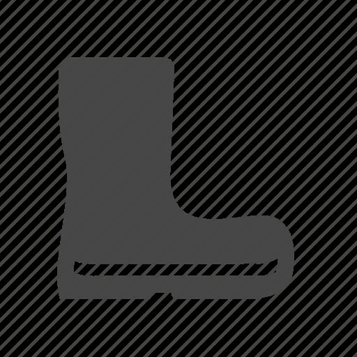 boots, gardening, gardening tools icon