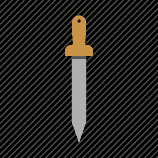 garden, gardening, knife, tool, work icon