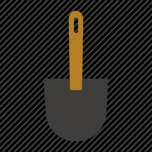 garden, gardening, nature, shovel, tool, work icon