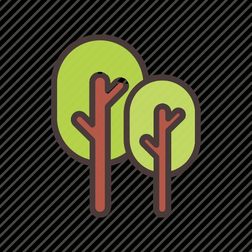 flower, garden, gardening, nature, tree icon