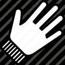 glove, gloves, hand, winter