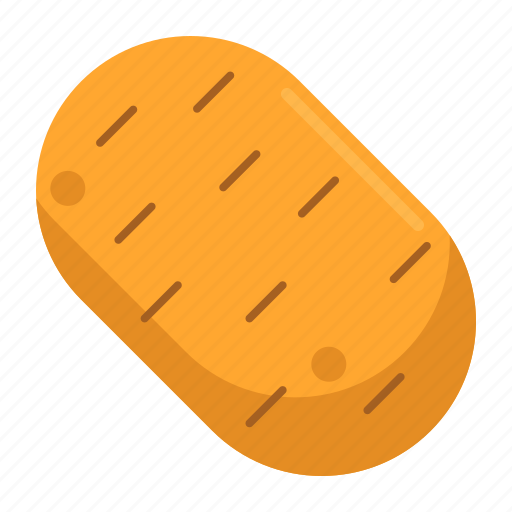 potato, vege, vegetables icon