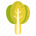 spinach, vege, vegetable, vegetables icon