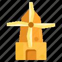 wind farm, windmill icon