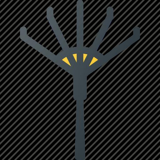 agriculture, farming, garden, rake, tool icon