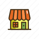 commerce, market, retail, shop, shopping, store, storefront icon
