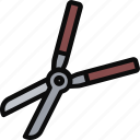 agriculture, farming, gardening, grass cutter, mower, plant icon