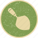 gardening, tool, trowel icon