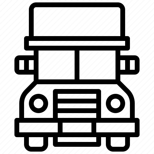 cargo, delivery, transport, transportation, truck, trucking icon