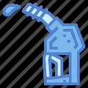 dispenser, fuel, gasoline, station icon