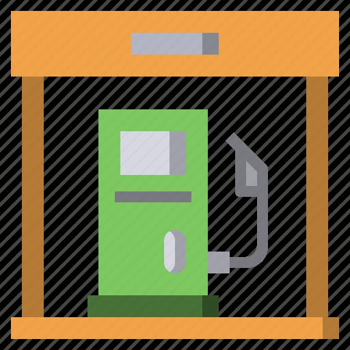 dispenser, fuel, gas, gasoline, miscellaneous, station icon