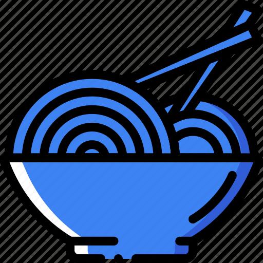 cooking, food, gastronomy, ramen icon