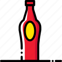 bottle, cooking, food, gastronomy, juice icon