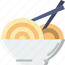 cooking, food, gastronomy, ramen icon