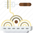 cooking, food, gastronomy, pasta icon