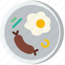 breakfast, cooking, food, gastronomy icon