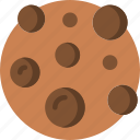 cookie, cooking, food, gastronomy icon