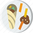 cooking, food, gastronomy, lunch icon