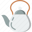 cooking, food, gastronomy, teapot icon