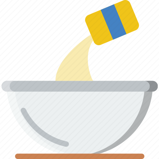 cooking, flour, food, gastronomy icon