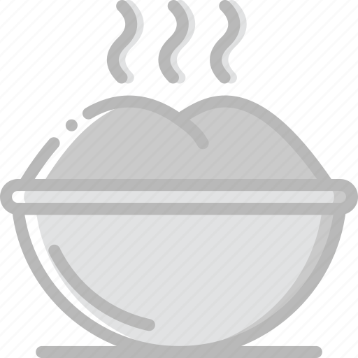 cooking, dough, food, gastronomy, hot icon