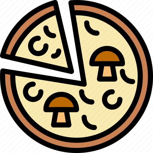 cooking, food, gastronomy, pizza icon
