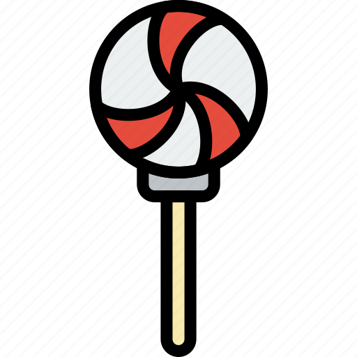 cooking, food, gastronomy, lollipop icon