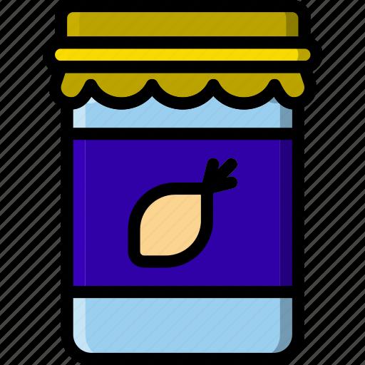 cooking, food, gastronomy, jar, seasoning icon
