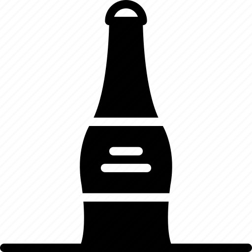 bottle, champagne, cooking, food, gastronomy icon