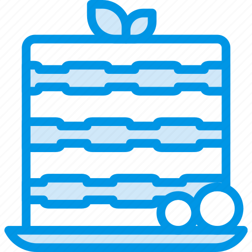 cake, cooking, food, gastronomy icon
