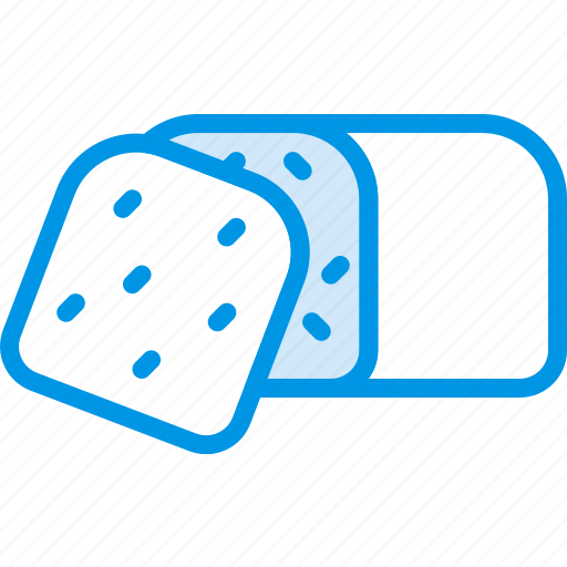bread, cooking, food, gastronomy icon