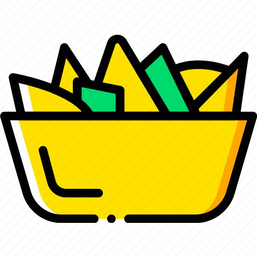 chips, cooking, food, gastronomy icon